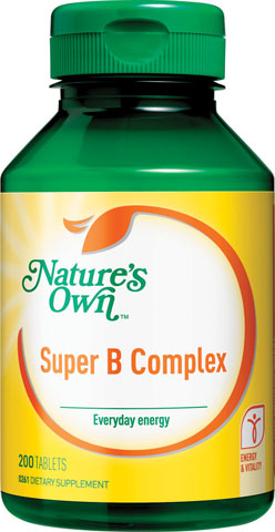 Nature's Own Super B Complex
