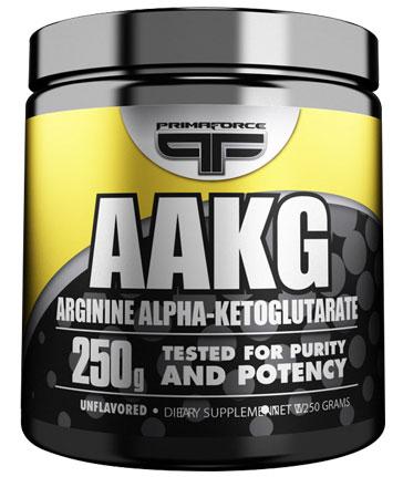 PrimaForce AAKG Arginine Alpha-Ketoglutarate