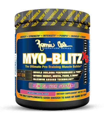 Ronnie Coleman Signature Series Myo-Blitz XS