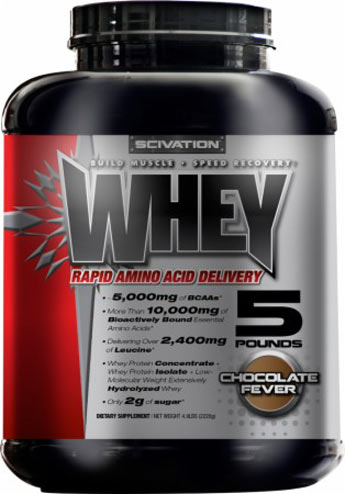 Scivation Whey NEW Rapid Delivery