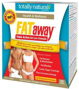 Totally Natural Products Fat Away