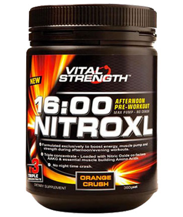 Vital Strength 16.00 NITROXL