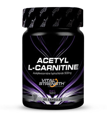 Vital Strength Acetyl L-Carnitine