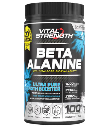 Vital Strength Beta Alanine