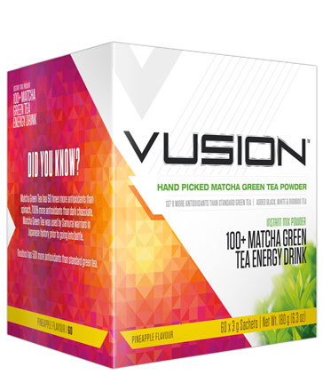 Vusion Matcha Green Tea