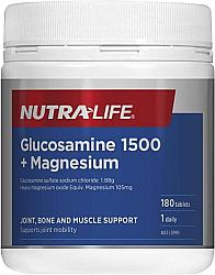 Nutra-Life Glucosamine 1500 Plus Magnesium
