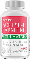 Maxines Acetyl-L-Carnitine + Matcha