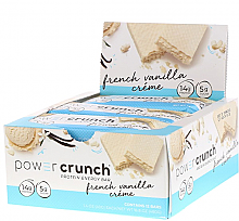 Power Crunch Bars