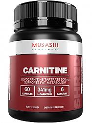 Musashi Carnitine Capsules