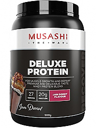 Musashi Deluxe Protein