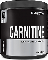 Switch Nutrition Essentials Acetyl-L-Carnitine