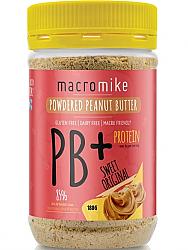 Macro Mike Powdered Peanut Butter PB+