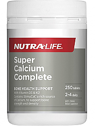 Nutra-Life Super Calcium Complete