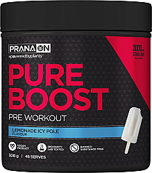 Prana Pure Boost Pre Workout