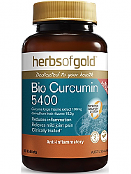 Herbs of Gold Bio Curcumin 5400