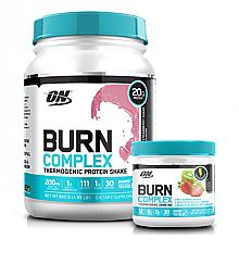 Optimum Nutrition Burn Complex Caffeinated Stack