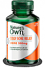 Nature's Own L-Lysine 500mg