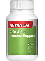 Nutra-Life Cold and Flu Immune Support