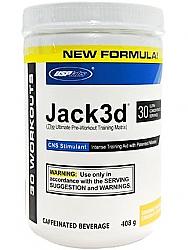 Jack3d Pre-Workout New Formula