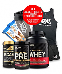 Optimum Nutrition Ultimate Workout Stack