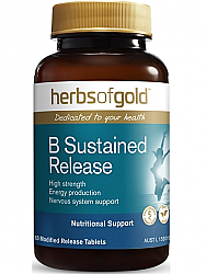 Herbs of Gold B Sustained Release (B Complete)