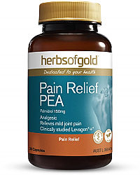 Herbs of Gold Pain Relief PEA