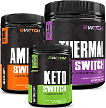 Switch Nutrition Keto Switch + Thermal Switch Fat Fighting Stack