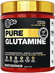Body Science BSc Pure Glutamine Powder