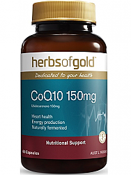 Herbs of Gold Co Q10 150 MAX
