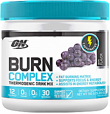 Burn Complex (Caffeinated)