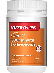 NutraLife Ester-C 1500mg + Bioflavonoids
