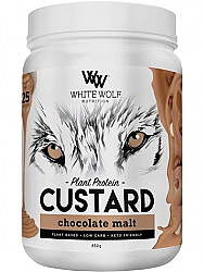 White Wolf Plant Protein Custard