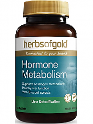 Herbs of Gold Hormone Metabolism