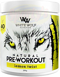 White Wolf Pre-Workout
