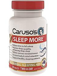 Carusos Sleep More