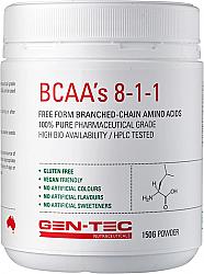 Gen-Tec Nutrition BCAAs