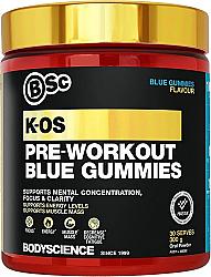 BSc K-OS Pre-Workout