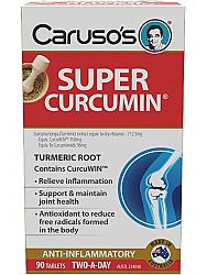 Carusos Super Curcumin