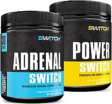 Switch Nutrition Power Switch + Adrenal Switch Stack
