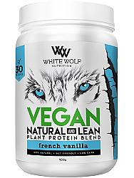 White Wolf Plant Protein Blend