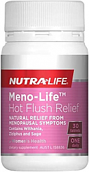 Nutra-Life Meno-Life Hot Flush Relief