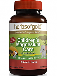 Herbs of Gold Children's Magnesium Care
