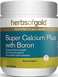 Herbs of Gold Super Calcium Plus with Boron