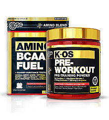 Body Science BSc Amino Pre Stack