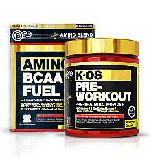 Body Science BSc Amino Pre Stack