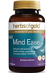 Herbs of Gold Mind Ease (Anxiety Ease)