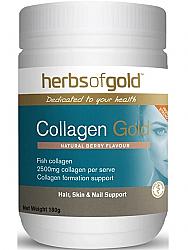 Herbs of Gold Collagen Gold