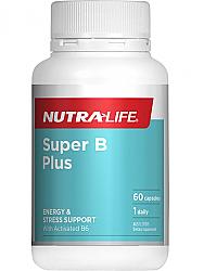 Nutra-Life Super B Plus