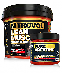 Body Science BSc Lean Muscle Creatine Stack