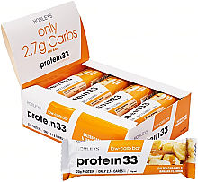 Horleys Protein 33 Bar